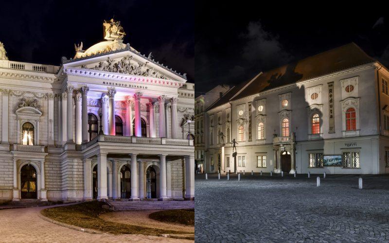Činohra Národního divadla Brno